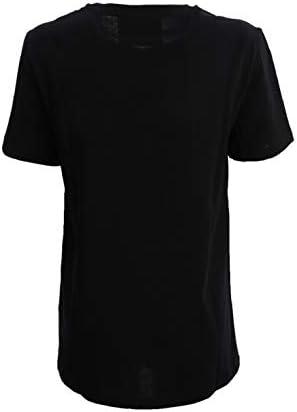 Iceberg T-Shirt Donna F09363019000 Nera PE20