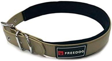 Freedog Collar Perro Ergo PVC con Acolchado Neopreno Talla 40 ...