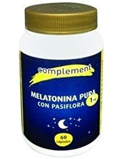 Melatonina Pura 60 Comp de Complement