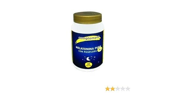 Melatonina Pura 60 Comp de Complement: Amazon.es: Salud y cuidado personal