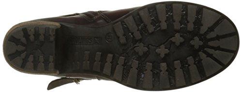 A Metà Polpaccio garnet Donna Pikolinos Mans Stivali 838 Rosso I16 Classici YCCZ0wxq