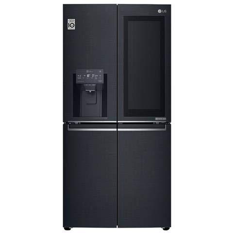 LG GMX844MCKV nevera puerta lado a lado Independiente Negro 423 L ...