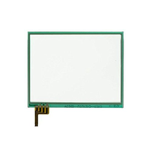 OSTENT Touch Screen Digitizer Repair Replacement Part Compatible for Nintendo DS Lite NDSL Console (Lite Parts Replacement Ds)
