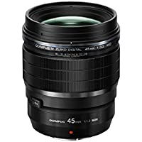 OLYMPUS Lens M. ZUIKO DIGITAL ED 45 mm F1.2 PRO(Japan Domestic genuine products)