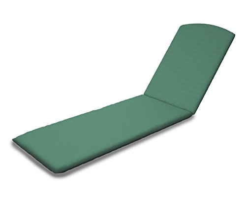 Chaise Cushion in Spa by POLYWOOD