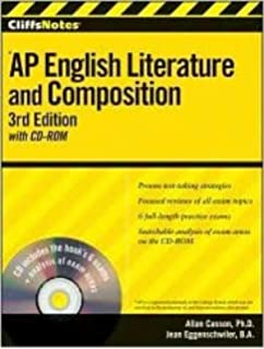 Download pdf cliffsnotes ap english literature and composition 3rd.