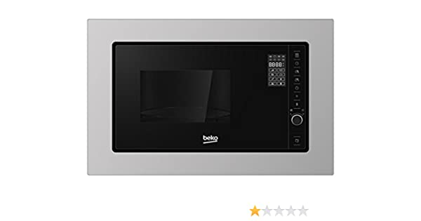 Beko MOB20231BG Integrado 20L 800W Acero inoxidable ...