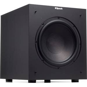 KLIPSCH 10'' Front-Firing 250w Peak Power Subwoofer (K100-SW)