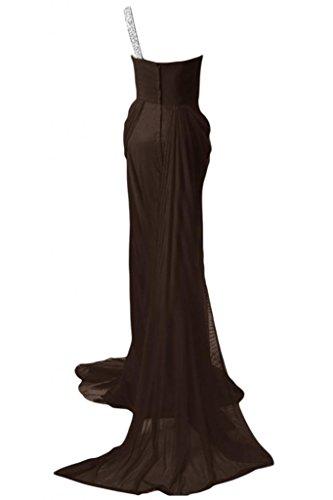 Donna Vestito Chocolate Sunvary Sunvary Vestito O4qfwpSY