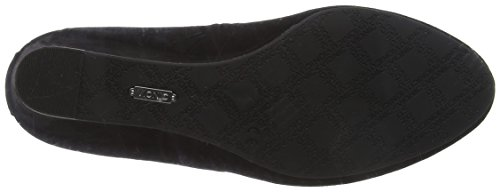 Vionic Black Becca elevate donna wedge up lace wUFfwSq