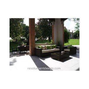 Table basse de jardin CORA 120 x 70 x 30cm: Amazon.fr: Jardin