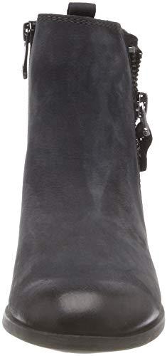 MARCO Ankle Ant 31 25396 Women's Blue TOZZI Comb Boots premio Navy 820 rnzqXrF