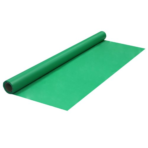 Table Cover Christmas Plastic (Party Essentials Heavy Duty Plastic Banquet Table Roll Available in 27 Colors, 40