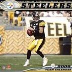 Pittsburgh Steelers 2009 Mini Wall Calendar (Mini Wall 2009 Calendar)