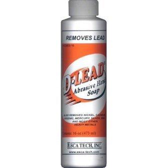 D-Lead Abrasive Hand Soap - 16oz