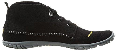 Vibram Cvt-wool-womens Schoen Zwart / Grijs
