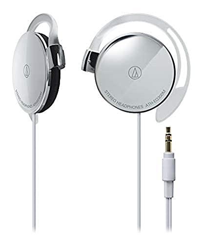Audio Technica ATH-EQ300M SV Silver   Ear-Fit Headphones (Japan Import)