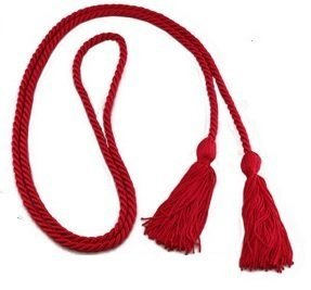 Red Honor Cords ()
