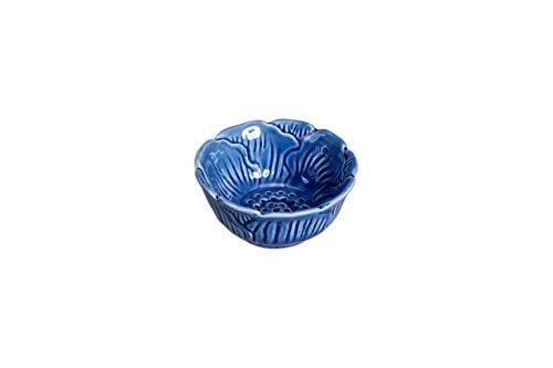 BIA Cordon Bleu 904458+C81S4SIOC Summer Garden Small Flower Bowls, Blue