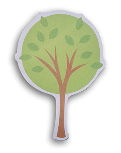 Teaching Tree Paper Shaped Decor Sheets - Tree - 36 Count]()