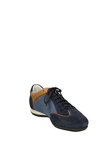 Sneakers Guardiani Alberto Blau SU76342D Mann OZdxEfw