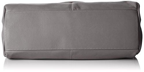 Timberland Tb0m5249, Borsa a Tracolla Donna, 16x24.5x35.5 cm (W x H x L) Grigio (Steel Grey)