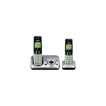 amazon com vtech cs6329 2 dect expandable two handset cordless rh amazon com vtech cs6329 2 manual VTech My Laptop