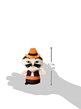 FOCO NCAA Unisex Mascot Teamie Beanie