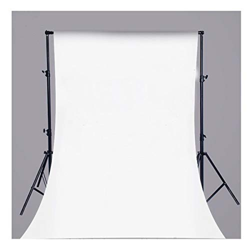 (Pure White Vinyl Backdrop Collapsible Background Photo Studio Photography,Video)