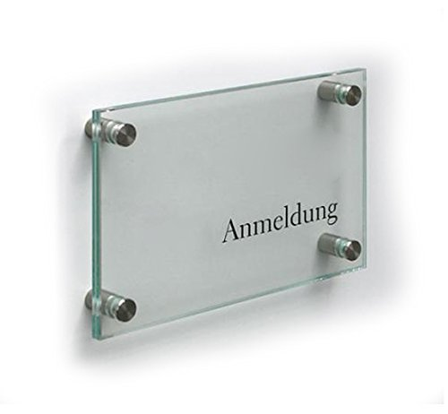 2 Entretoise 16 x 25 mm avec filetage en acier inoxydable v2A//schilderbefestigung//wandabstandshalter