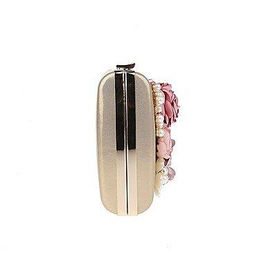 luxe du sac main Corée SUNNY main la la et à Pochettes femme banquet gold féminin Sud sac à de west dîner faites clutches KEY fleurs L qAHaFqvB
