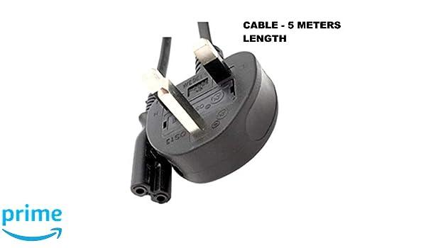 ajparts | UK Mains Cable de alimentación cable para ...