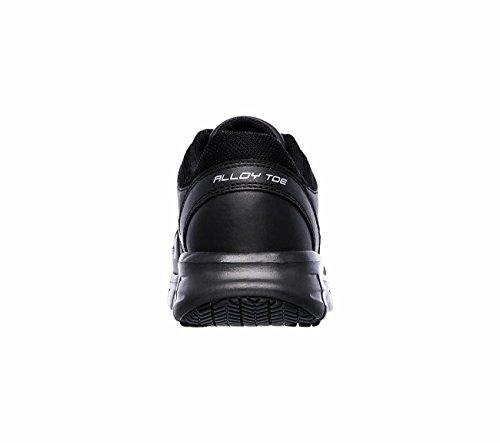 Skechers Women/'s Synergy-Sandlot Work Boot Comfort Casual Sneakers Walking