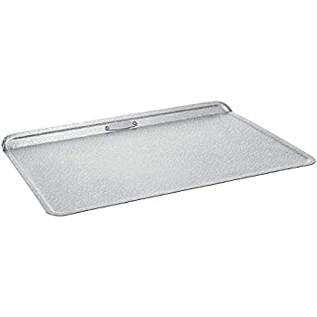 Doughmakers 10031 Biscuit Sheet Commercial Grade Aluminum Bake Pan 10