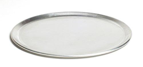 Pizzacraft PC0401 12' Round Aluminum Pizza Pan, Medium Size