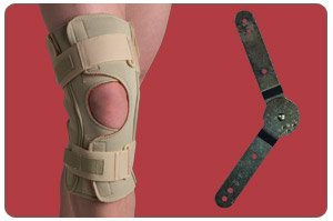 Medicine Thermoskin (THERMOSKIN ROM HINGED WRAP S)