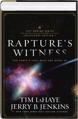 Rapture's Witness: The Earth's Last Days Are Upon Us - Book  of the Left Behind