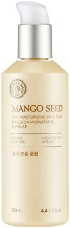 [The Face Shop] Mango Seed Silk Moisturizing Emulsion 145 ml 4.9 usfl.oz.