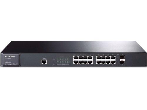 TP Link JetStream 16 Port Ethernet TL SG3216