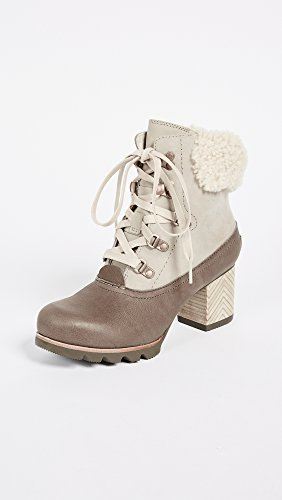 Sorel Damen Jayne Lux Non Shell Boot Ancient Fossil/Mud