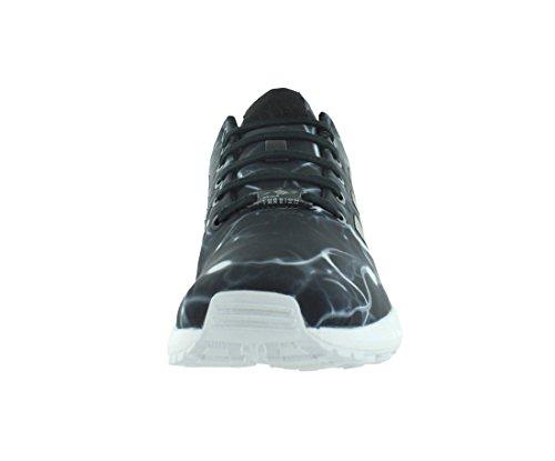 Flux Adulte Adidas Noir Chaussures Zx Unisexe fIIqZ5w