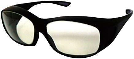 レーザ保護眼鏡 RSX-4/EX ●適用波長範囲:180~390nm●光学濃度(OD値):7