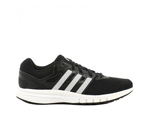 Scarpa Da Running Adidas Original Mens Galaxy 2 M Nero / Nero / Bianco
