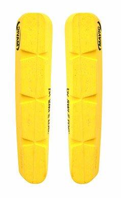 Mavic Brake Pads v-brake pads carbon yellow