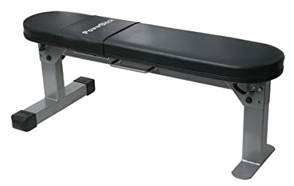 Amazon Com Powerblock Travel Bench Silver Standard Weight