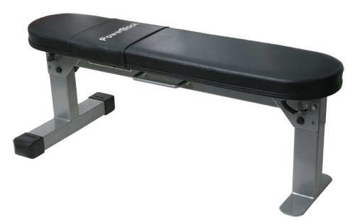 POWERBLOCK Travel Bench (Silver)