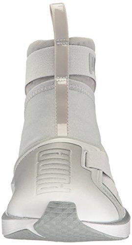 Venta muy barata Puma Feroz Mujeres Correa De Wn Travesaño Metálico Formador De Zapatos Puma Silver-puma Blanco Precio realmente barato Para Niza Tarifa de envío bajo de la venta ueLlTpbkl