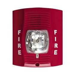 Visible Audible Fire Alarm 4 Wire by System Sensor