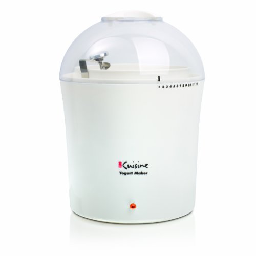 eurocuisine yogurt maker - 8