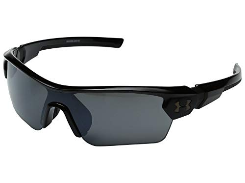 Under Armour Kid's Menace Wrap Sunglasses